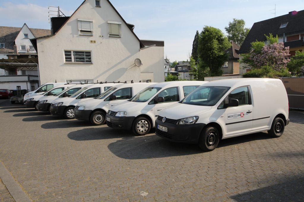 Elektro Kramer Firmenwagen