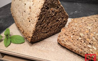 Möhren-Vollkorn-Brot