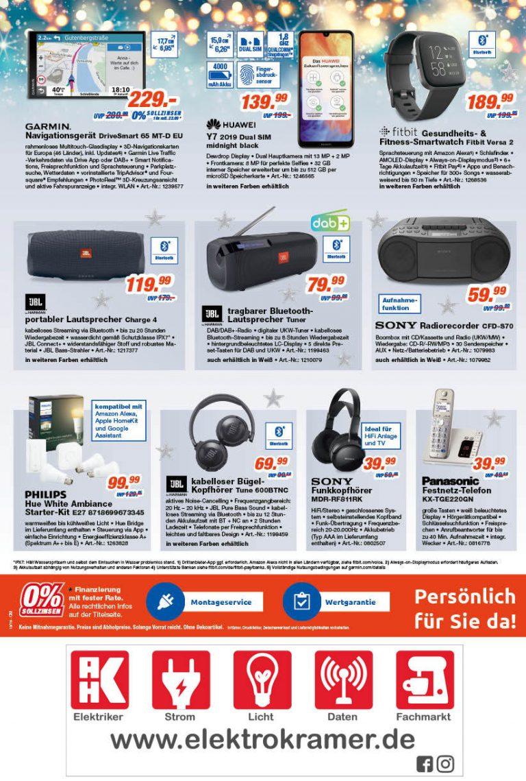 Elektronik Angebote Weihnachten 2019