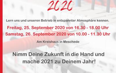 Azubi-Speed-Dating – 25. & 26.09.2020