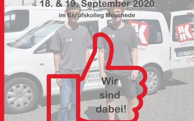 BerufsInfoBörse – 18. & 19.09.2020